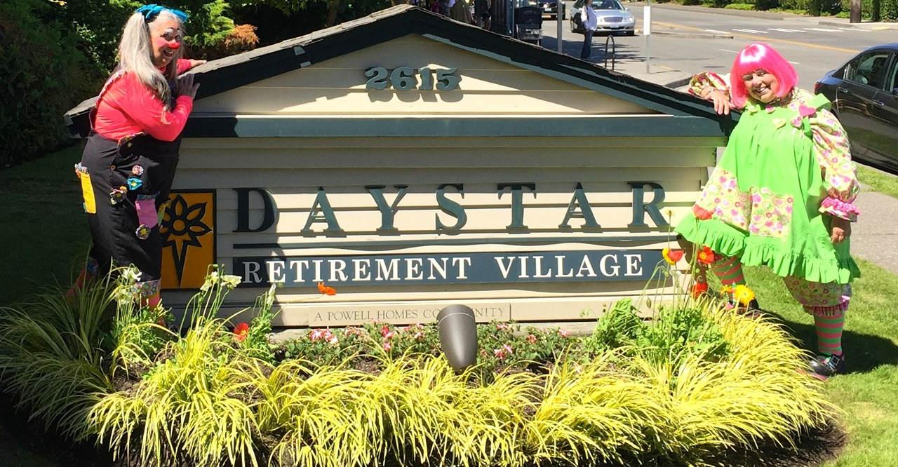 DayStar retirement in Seattle, Washington